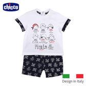 chicco-小海盜短袖套裝