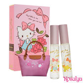 Hello Kitty Petit Joy 環遊世界 限定香水筆15ml 任選2件 贈 限定摺疊春櫻包