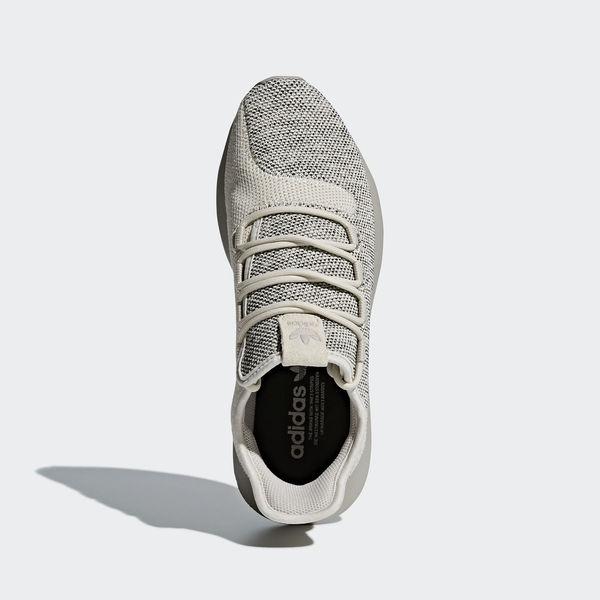 Adidas Tubular Shadow KNIT [BB8824] 男鞋 運動 休閒 針織 緩震 輕量 愛迪達 米灰
