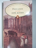 【書寶二手書T5/原文小說_AR1】Persuasion_Jane Austen