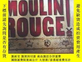 二手書博民逛書店罕見Moulin Rouge 電影《紅磨坊》Y200344