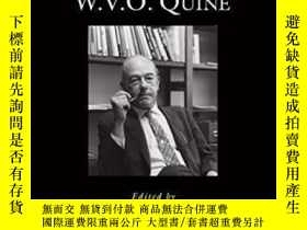 二手書博民逛書店【罕見】2014年出版 A Companion To W. V. O. QuineY27248 Gilbert