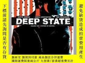 二手書博民逛書店Deep罕見State Vol. 2Y410016 Justin Jordan Boom! Studios I