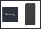SAMSUNG Galaxy A21s Anymode 原廠翻頁式皮套 (台灣公司貨)