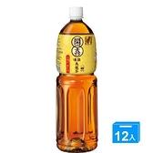 開喜烏龍茶低糖1500ml*12【愛買】