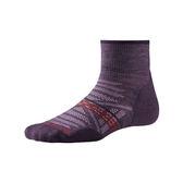 [SmartWool] (女) PhD 戶外輕量減震短襪 沙漠紫 (SW001307284)