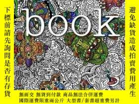 二手書博民逛書店Vegebook:罕見A Curious Coloring Book for Peculiar PeopleY