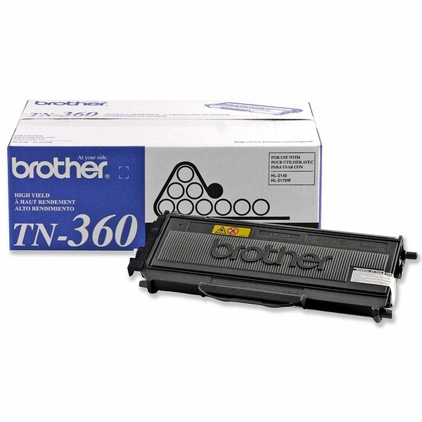 Brother TN-360 原廠高容量碳粉匣