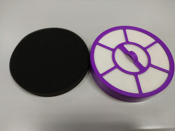 SAMPO聲寶 免紙袋吸力不衰減吸塵器 ECS-W1135PL 配件:進風口濾網