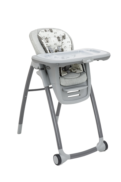 【愛吾兒】奇哥 Joie multiply™ 6in1 成長型多用途餐椅-灰色(JBE81800A)
