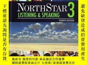 二手書博民逛書店Northstar罕見Listening & Speaking 3 Domestic W o Mel (elt C