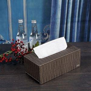 CEO方形大面紙盒-(KENZO東方咖啡色系)