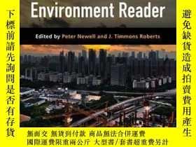 二手書博民逛書店The罕見Globalization and Environment ReaderY410016 Pete N
