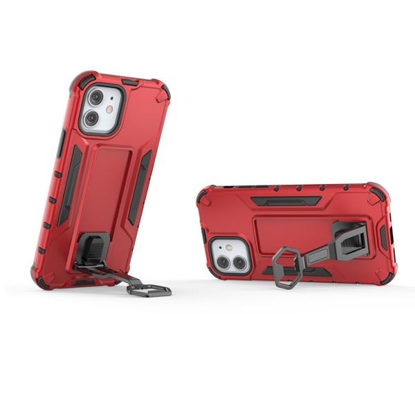 蘋果 iPhone12 iPhone11 Pro Max 12Mini 12Pro 機械手臂 i11 i12 手機殼 全包邊 支架 防摔 保護殼