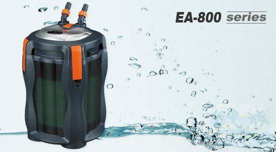 {台中水族} PERIHA貝立海 全自動外置過濾桶 EA-800+除氯氨水質穩定劑 250ml 特價--