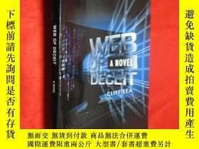 二手書博民逛書店Web罕見of Deceit (小16開 ) 【詳見圖】Y546
