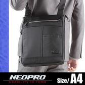 現貨【NEOPRO】日本機能品牌 IPad平板電腦包 大型A4 斜肩背包 加大容量 男女推薦商務款【2-014】