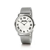 【Folli Follie】Perfect Match羅馬時尚米蘭腕錶-亮眼銀/WF16T014BPS_XX/台灣總代理公司貨享兩年保固