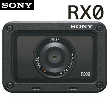 展示機出清 限量贈電池+32G高速卡+清潔組+小腳架 SONY Cyber-shot 數位相機 DSC-RX0 (公司貨)