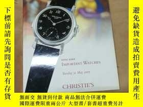 二手書博民逛書店CHRISTIE'S罕見HONG KONG IMP OR TAN