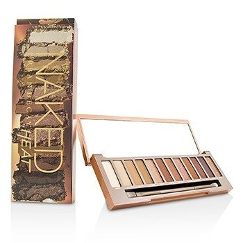 SW Urban Decay-43 眼影盤 Naked Heat Palette: 12x Eyeshadow, 1x Doubled Ended Blending / Detailed Crease Brush