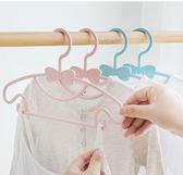 衣架 衣架寶寶嬰兒掛衣架家用涼衣架可愛小衣架伸縮無痕衣架子衣撐【快速出貨八折搶購】