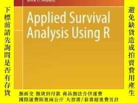 二手書博民逛書店Applied罕見Survival Analysis Using