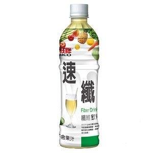 紅牌 速纖 纖維飲料 495ml【康鄰超市】