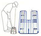 第二代 高爾夫 推桿練習鏡 姿勢糾正鏡 20604