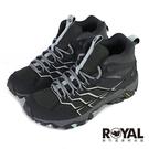 Merrell Moab Fst 2 灰色 網布 健行用運動鞋 女款 NO.J0756【新竹皇家 ML500094】
