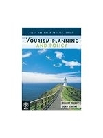 二手書博民逛書店《Tourism Planning and Policy》 R2