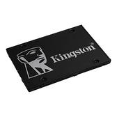 金士頓 Kingston KC600系列 固態硬碟 SKC600 1024GB (1TB) SATA 3 SSD