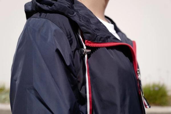 IMPACT Tommy Hilfiger Hoodie Jacket 白 藍 紅 外套 風衣 防潑水 1299249