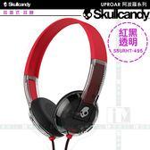 《飛翔3C》Skullcandy 骷顱糖 UPROAR 阿波羅系列 耳罩式耳機 紅黑透明 S5URHT-495 公司貨