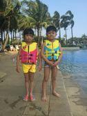 救生衣兒童救生衣浮力游泳背心馬甲寶寶浮潛游泳衣適合初學2-6歲兒童·樂享生活館