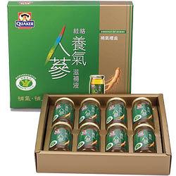 桂格養氣人蔘禮盒【60毫升*8瓶/盒】《宏泰健康生活網》
