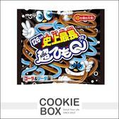 日本Meiji 超長軟糖 126cm可樂 蘇打 29g *餅乾盒子*