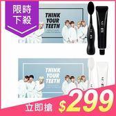 韓國 VT BTS聯名 牙刷套組(牙膏50g+牙刷x1+小卡x7) 兩款可選【小三美日】原價$399