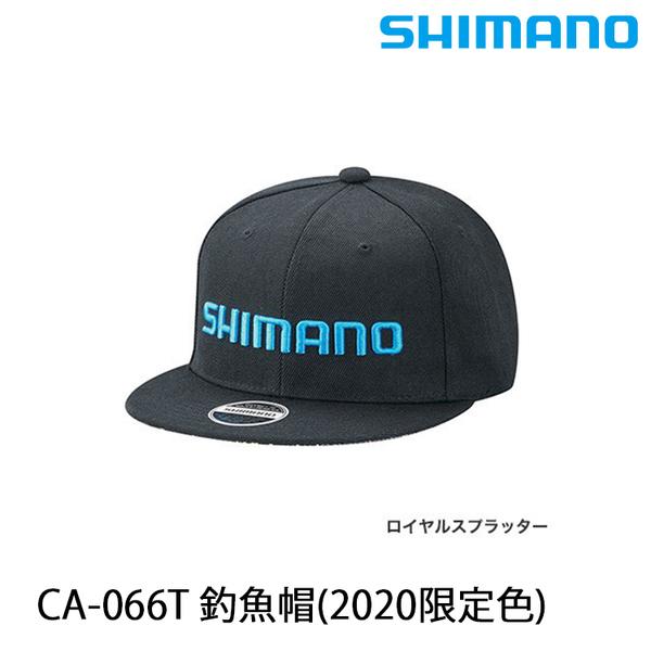 漁拓釣具 SHIMANO CA-066T 2020限定色 [釣魚帽]