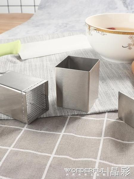 豆腐刀304加厚不銹鋼文思豆腐模具豆腐切絲模具菊花豆腐刀豆腐絲模具雕 晶彩 99免運