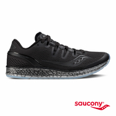 SAUCONY FREEDOM ISO 專業訓練鞋款-黑