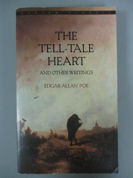【書寶二手書T3/兒童文學_NHL】The Tell-Tale Heart and Other Writings_Poe