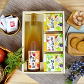 醋桶子-幸福果醋4入禮盒(可自由搭配種類)