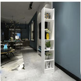 中式進門玄關柜隔斷客廳現代簡約鏤空入戶座屏雙面創意裝飾屏風柜第七公社