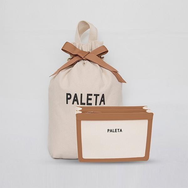 【南紡購物中心】PALETA系列 - 信封包 (土星黃)