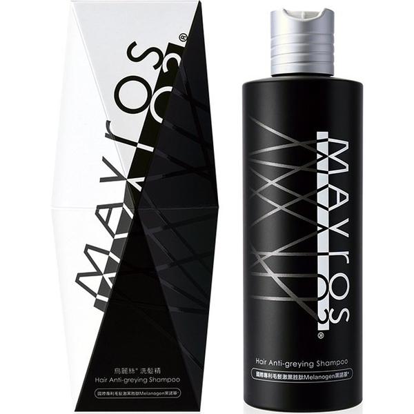【MAVROS】烏麗絲洗髮精 300ml/瓶 (激黑抗白)