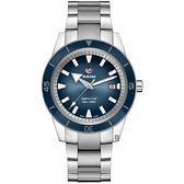 RADO 雷達 庫克船長自動機械腕錶-42mm R32105203