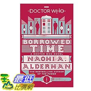 2018 amazon 亞馬遜暢銷書 Doctor Who: Borrowed Time