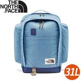 【The North Face RUTHSAC 31L背包《淺藍》】3KY2/後背包/雙肩背包/休閒背包