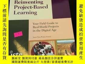 二手書博民逛書店Reinventing罕見Project-based learningY302880 Suzie boss J
